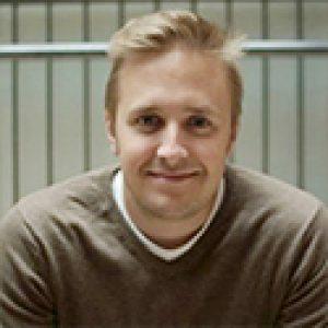 Zach Meyers portrait